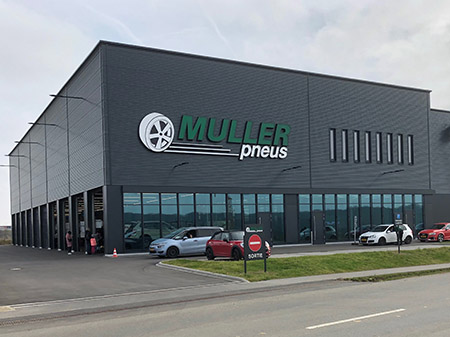 Muller Pneus Chronik 2018